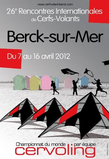 Prix de création aux RICV de Berck sur Mer 2012