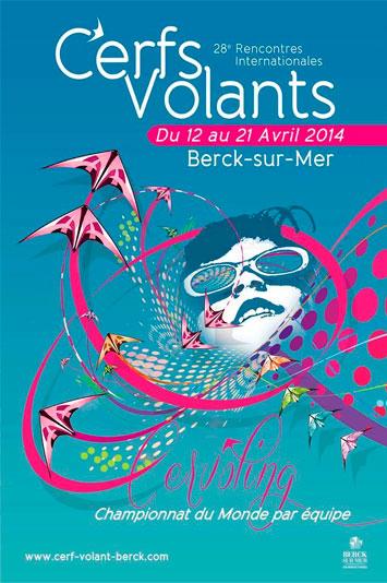 Bouquet de Coquelicots aux RICV 2014 de Berk sur Mer