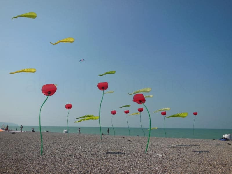 Festival International de Cerf-Volant de Dieppe