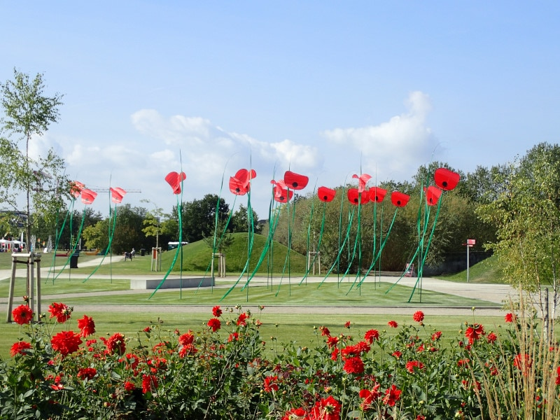 The Poppies at DrachenFest Berlin