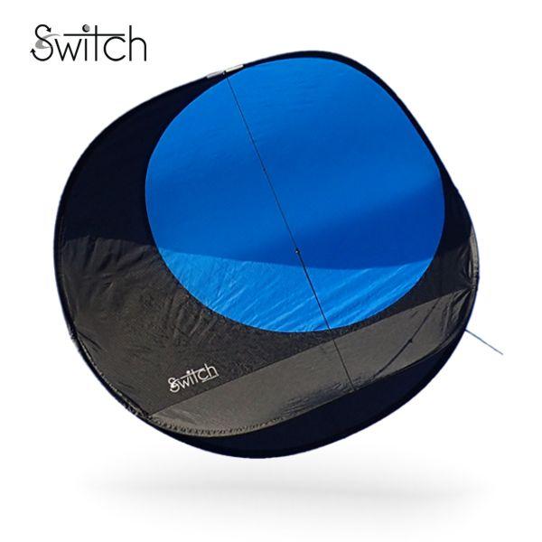 Switch bleu
