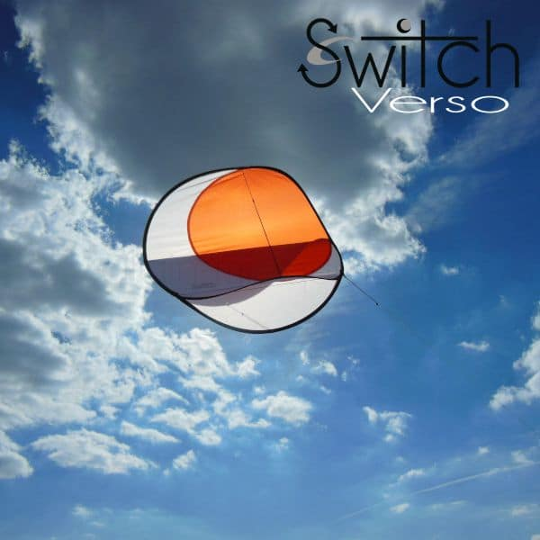 cerf-volant, Switch Verso Orange