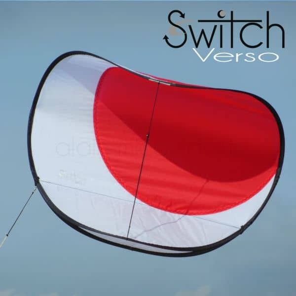 kite Switch Verso Red