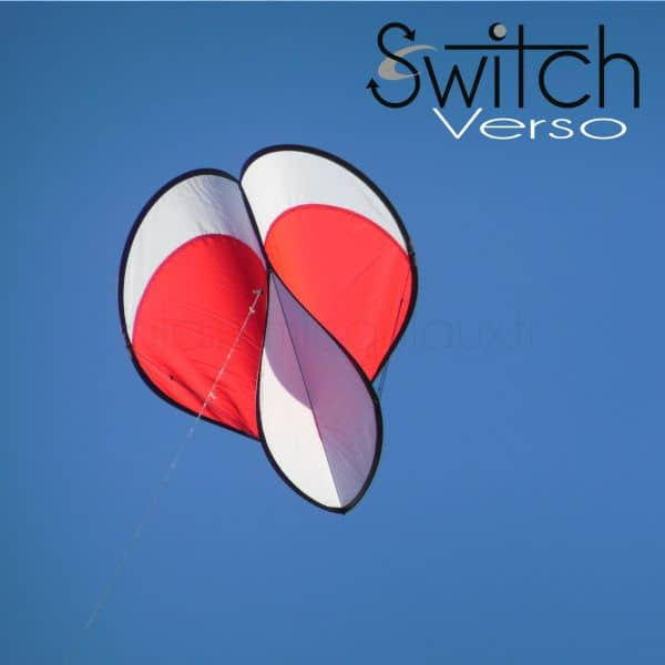 cerf-volant, Switch Verso Rouge