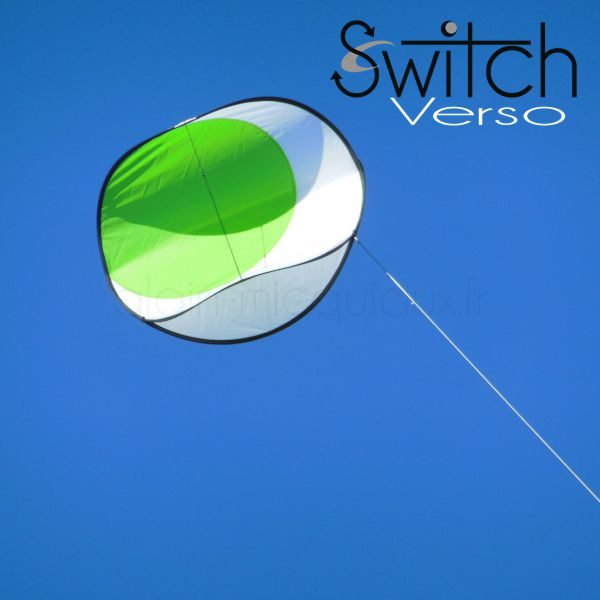cerf-volant, Switch Verso Vert