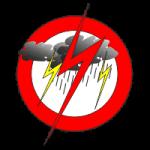 Sécurité cerf-volant Orage et foudre