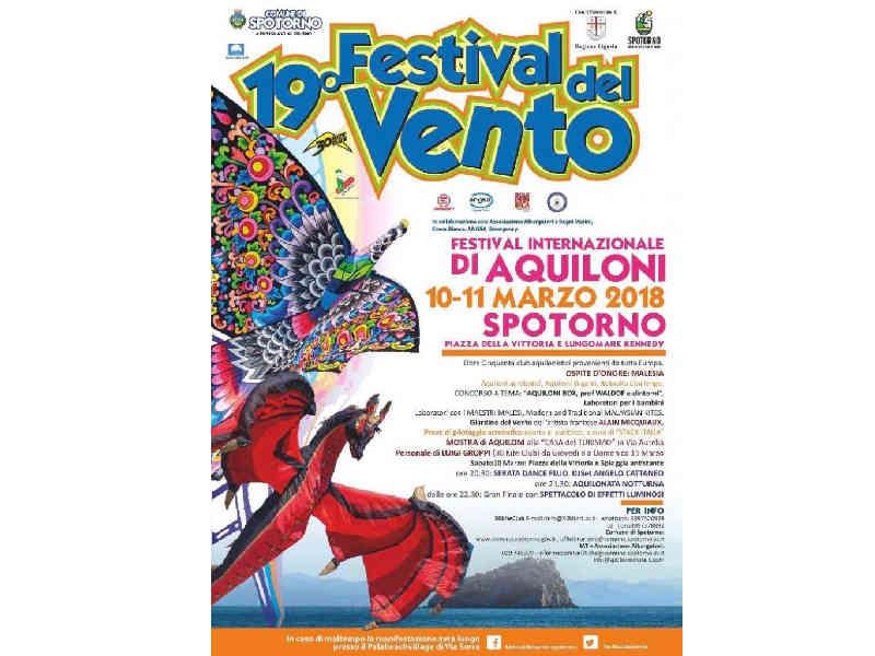 Festival del vento Spotorno