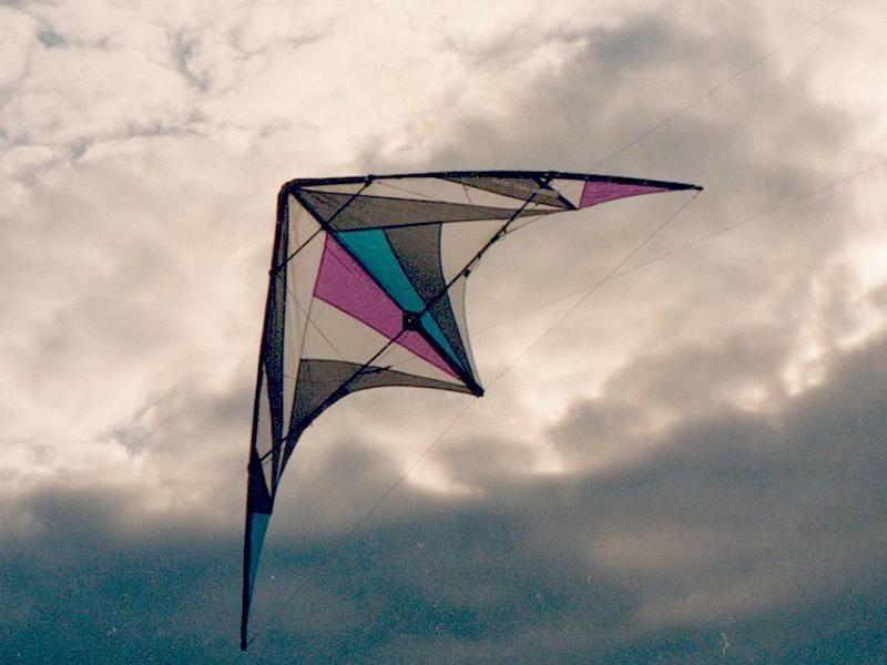 Eolo Sport, cerf-volant Tango en 1996