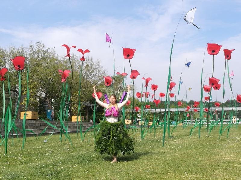 Les comtes de Naturya aux Floralies Internationales de Nantes