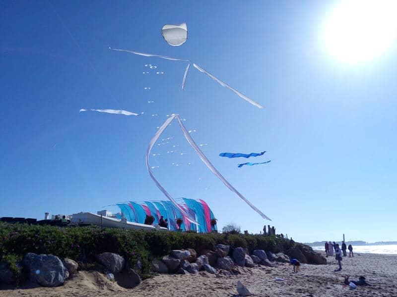 cerf-volant festival du vent de Bouznika