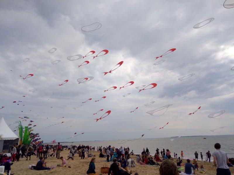 Festival du cerf-volant et du vent de Châtelaillon Plage