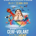 Festival du Cerf-Volant et du Vent de Châtelaillon-Plage 2019
