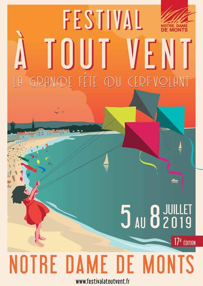 Festival de Cerfs-Volant A Tout vent 2019