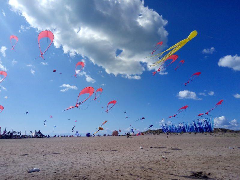 Festival du vent de Portiragnes