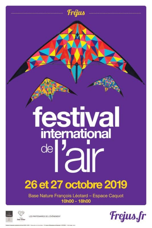 Festival international de l'air de Fréjus 2019